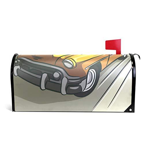 TIZORAX Auto-Abdeckung für Briefkasten, magnetisch, für Standard-Größe