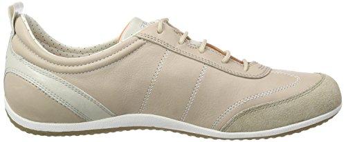 Geox  D Vega A,  Sneaker donna Beige (Beige (LT TAUPEC6738))