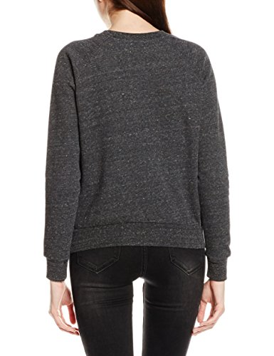 Tally Weijl Sswcokool, Sweat-Shirt Femme Gris (Gris Chine Dark Hj)