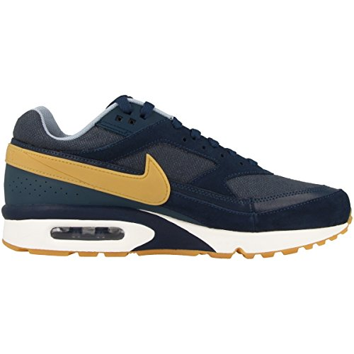 Nike , Baskets pour homme Armory Navy/Gum Yellow Armory Navy / Gum Yellow / Blue Fox