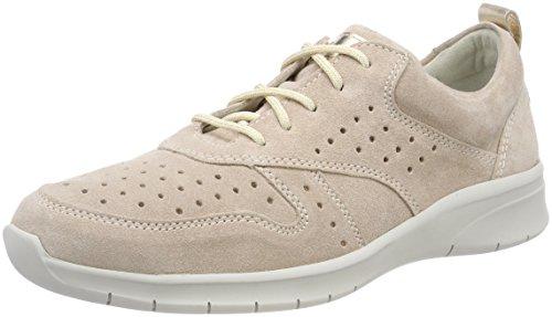 Sioux Damen Liduma-700-Xl Sneaker, Beige (Corda), 37 EU (4 UK)