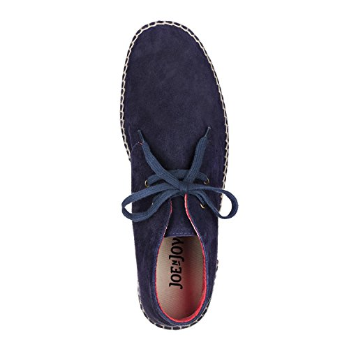 JOE N JOYCE Barcelona Sneaker Espadrillas Blue