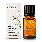 Römische Kamille Ätherisches Öl (Up-)–100% reine, Bio-, natur und therapeutische Grade für Aromatherapie Diffusor, Gesundheit Haut Raum und Entspannung–10ml–GYA Labs