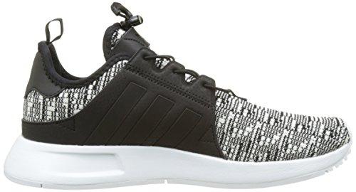 adidas X_plr, Sneaker Bas Cou Homme Noir (Core Black/core Black/ftwr White)
