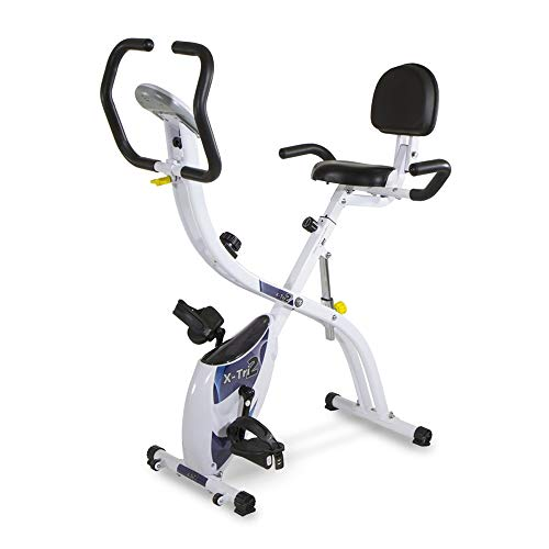 Tecnovita by BH X-TRI2 YF910. Maximum comfort, minimum space. Foldable home fitness...