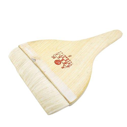 sourcingmapr-legno-colore-maniglia-8-acceso-beige-finta-lana-setola-olio-dipinti-vernice-spazzola