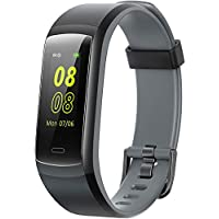 Willful Orologio Fitness Tracker Smartwatch Cardiofrequenzimetro da Polso Impermeabile IP68 Smart Watch Sportivo Android iOS Uomo Donna Bambini Contapassi Braccialetto Pedometro per Samsung Huawei