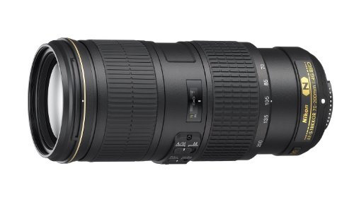 Nikon AF-S Nikkor 70-200mm 1:4G ED VR Objektiv (67 mm Filtergewinde) für Nikon-F-Bajonett schwarz