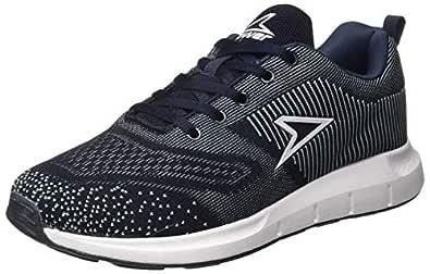 Power Men's Doom Grey Running Shoes-7 UK/India (41EU) (8392520)