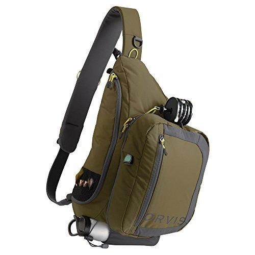 orvis-safe-passage-guide-sling-pack-olive-grey-by-orvis