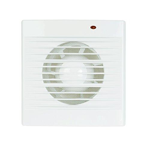 Inline Lüfter, HG POWER 4 Zoll Abluftventilator Ultra Leise Mit Effiziente  Belüftung, Wand Ventilator Für Küche/Badezimmer/Schlafzimmer/Büro (C)