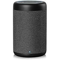 Speaker for Dot 2nd Generation,GGMM D6 Power+Cordless Portable Speaker,20W 360-degree Powerful Sound Alexa Speakers, 5200mAh Power Supply for Your Dot (Dot Not Included)