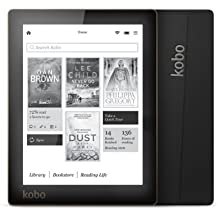 KOBO AURA eBook, black