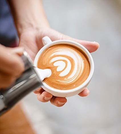 Organic Coffee Beans – 100% Bio Caffè Fresh Medium Roast of Premium Italian Blend, Certified Organic Fairtrade Coffee – Eco Friendly Packaging 500g
