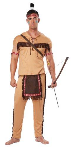 California Costumes Indianer-Kostüm für ()
