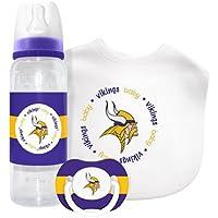 Baby Fanatic Minnesota Vikings NFL Baby Gift