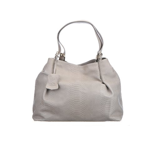 nancy-kyoto-lola-grey-leather-bag