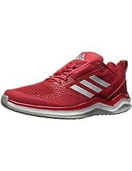 promo code fe51f bd6f4 adidas Speed Trainer 3.0, Chaussures Multisports d extérieur pour Homme  Noir Noir - Rouge