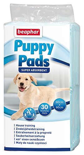 Beaphar Toallitas Puppy pads, 30 ud
