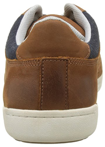 Kickers Christo, Baskets Basses Homme Marron (Camel)