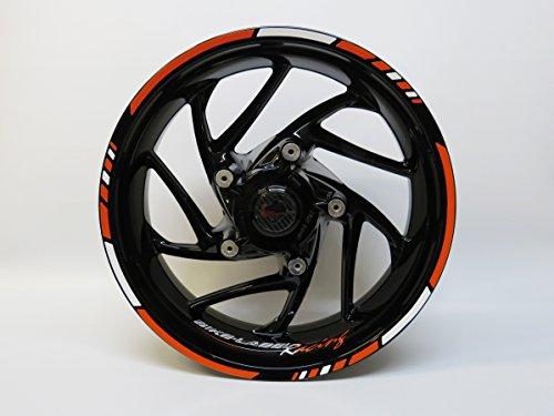 Motorking Juego 710023de VA Racing naranja Bike Car Diseño