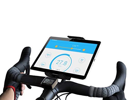 Antber Soporte Tablet Bici estatica Compatible con iPad Bicicleta Ejercicios Gym Spinning...