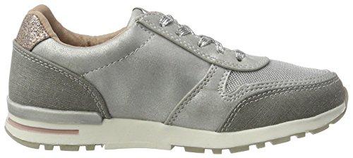 Tom Tailor 2771401, chaussons d'intérieur fille Argent (silver)