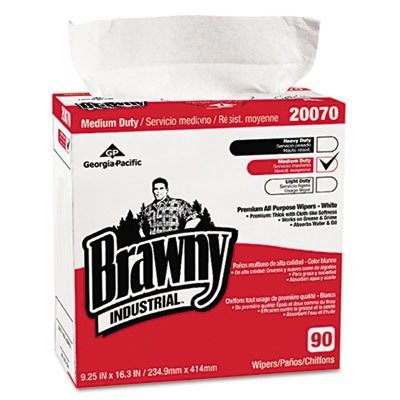 brawny-industrial-2007003ct-medium-duty-premium-wipes-9-1-4-x-16-3-8-white-90-box-10-carton-by-georg
