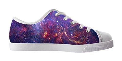 Dalliy Galaxie Katze Galaxy Cat Kids Canvas shoes Schuhe Footwear Sneakers shoes Schuhe E