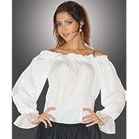 Maylynn 12500 - Camicia, colore: Bianco, taglia: M