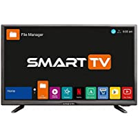 Kevin 81.3 cm (32 Inches) HD Ready LED Smart TV K32CV338H (Black)