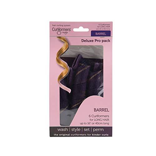 Confezione Top-Up Curlformers Deluxe - ricci ondulati senza calore - capelli fino a 40cm - 6 pezzi