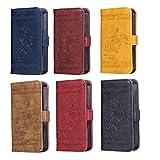 Handy schützen, Hülle Für Samsung Galaxy S7 Edge / S7 Geldbeutel/Kreditkartenfächer / mit Halterung Ganzkörper-Gehäuse Blume Hart TPU für S7 Edge / S7 / S6 Edge für Samsung