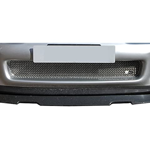 Toyota Supra Mark IV Lower Centre Grille - Silver finish (1993 to 1998 )