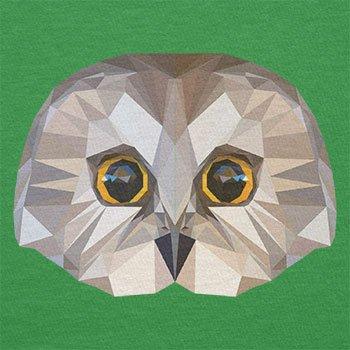 Texlab–Poly oohoo–sacchetto di stoffa Verde