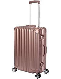 5c704a6abce3f Sale% Travelhouse Hartschalen Koffer Aluminium Rahmen London T1169 Reise  Trolley