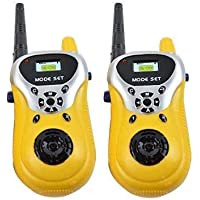 WON Walkie Talkie with 2 Player System Toys for Kids (Interphone)