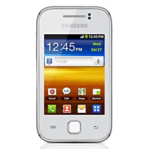 samsung galaxy y s5360 white amazon in electronics rh amazon in Camera Samsung Galaxy S3 Manual Samsung Galaxy Support User Manual