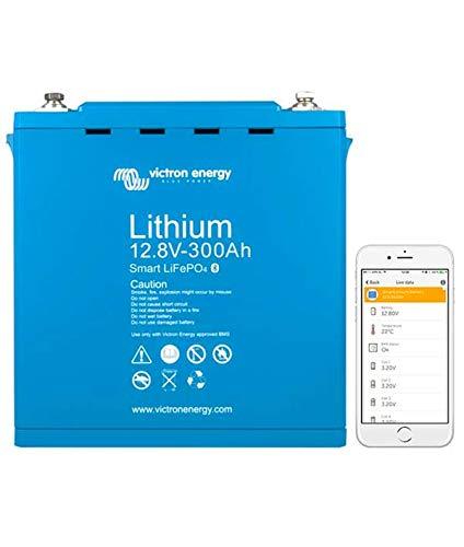 Victron LFP-BMS 12,8V 300Ah 3840Wh LiFePO4 Batterie BAT512130410