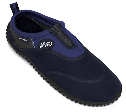 AQUA-SPEED BEACH-BOY Scarpe di Aqua (Uomo Kayak...