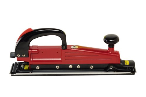 Straight Line Sander (Chicago Pneumatic cp7268 Heavy Duty Twin Kolben Replica Straight Line Sander)