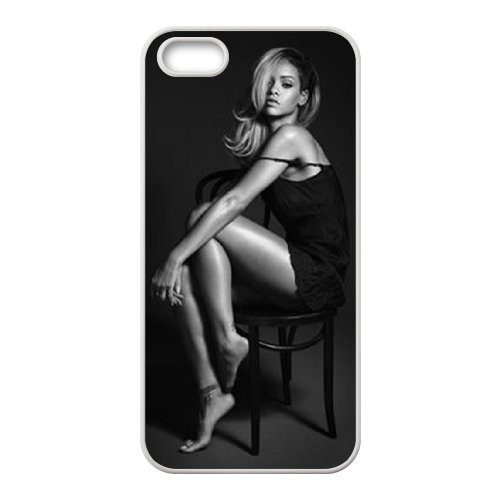 LP-LG Phone Case Of Rihanna For iPhone 5,5S [Pattern-6] Pattern-5