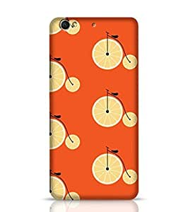 Stylebaby Case Online Bicycle with Lemon Wheel for LeTV LeEco Le 1S Multicolor