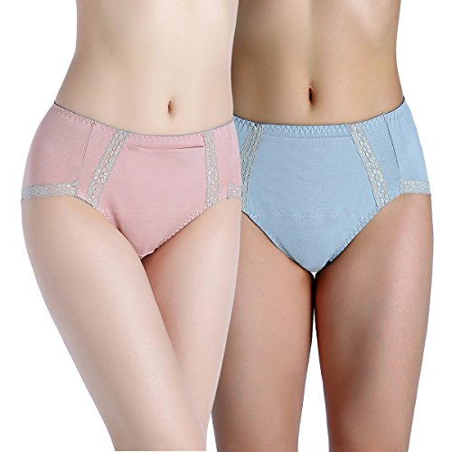 intimate-portal-women-total-leak-proof-period-panties-incontinence-briefs-2-pk-pink-blue-medium