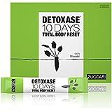 Zuccari 10 Days Total Body Reset Integratore Alimentare Purificante Detoxase - 10 Stick