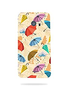 alDivo Premium Quality Printed Mobile Back Cover For HTC One M10 / HTC One M10 Back Case Cover (KT123)