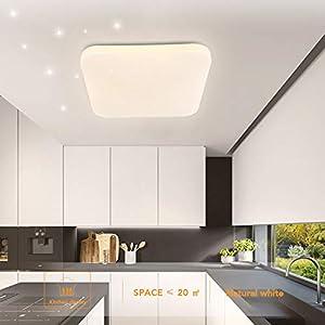 Deckenlampe Küche Led | Deine-Wohnideen.de