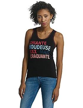 Kaporal Mocks, Camiseta Sin Mangas Para Mujer