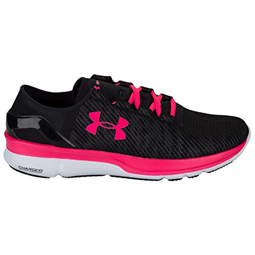 Under Armour Ua W Speedform Conquer Rf, Chaussures de sport Femme Noir