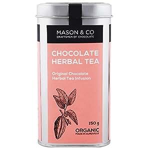 Mason & Co. Organic Cocoa Original Tisane Chocolate Herbal Tea Infusion – 150 Grams